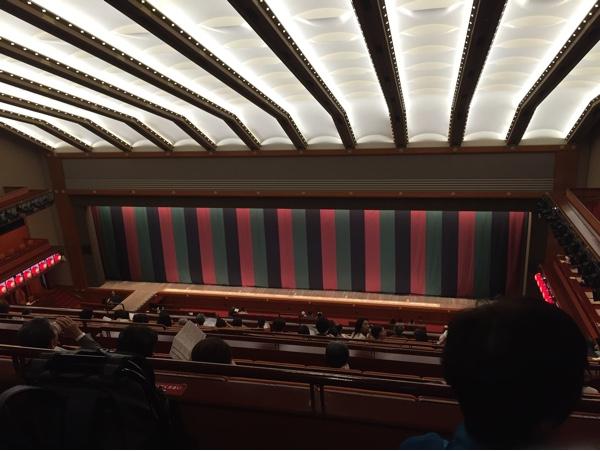 6月歌舞伎座 一幕見席案内