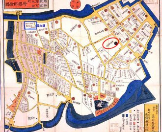 なぜ 大名火消の櫓は江戸城方向をふさいでいたのか???